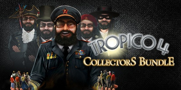 Tropico 4 Collector´s Bundle (Steam Gift / Region Free)