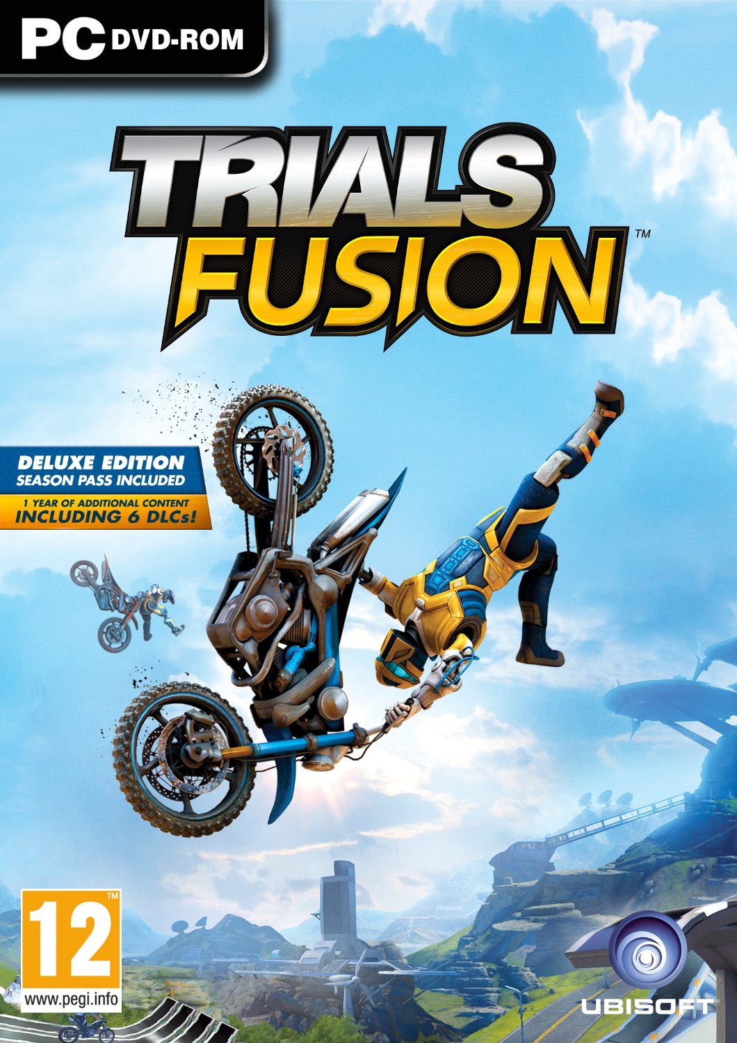 Trials Fusion Deluxe Edition (Uplay KEY) MultiLang