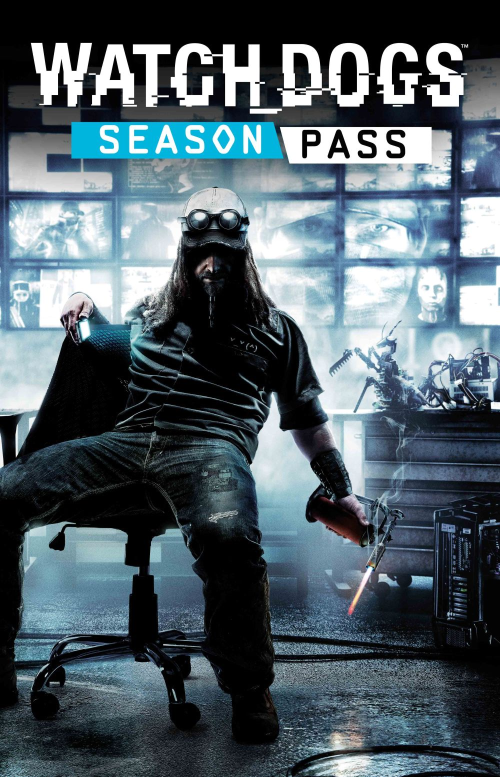 Watch Dogs Season Pass (Uplay) Key [MultiLang]
