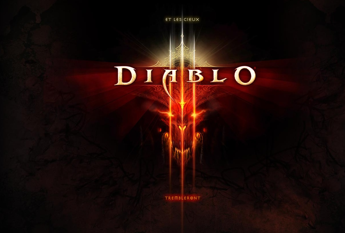 Account Diablo III (3) Standard (No RoS) War 60 lvl