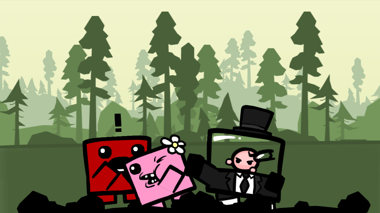 Super Meat Boy (Steam Gift)/ Супер Мясной Пацан (Гифт)