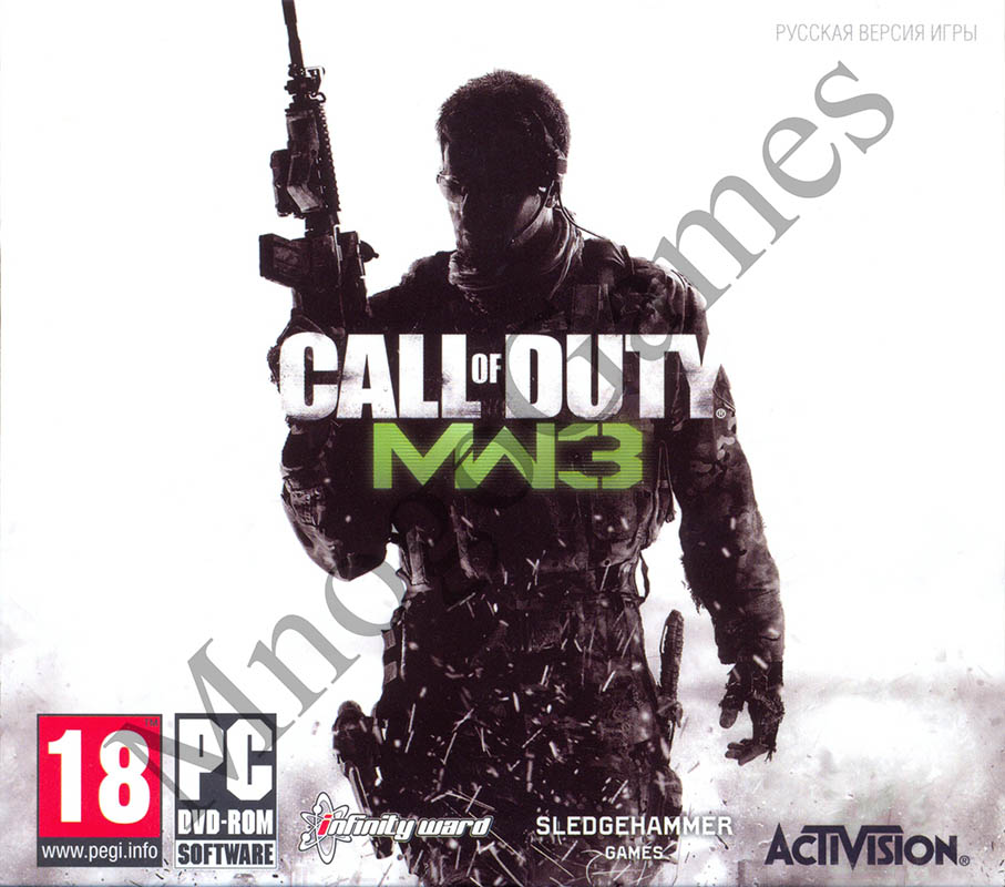 Call Of Duty: Modern Warfare 3 (Steam Key) - PHOTO