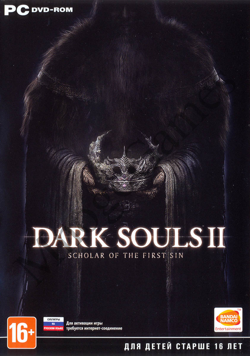 Dark Souls 2 Scholar of the First Sin (Steam) PHOTO