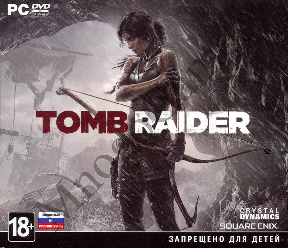 Tomb Raider (Steam Key) - ФОТО