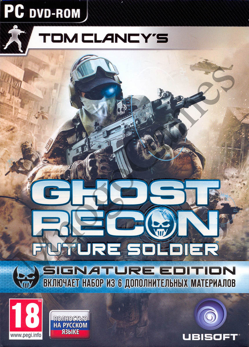 Ghost Recon: Future Soldier - Signature Edition (Uplay)