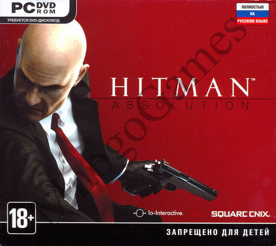 Hitman Absolution (Steam Key) - ФОТО