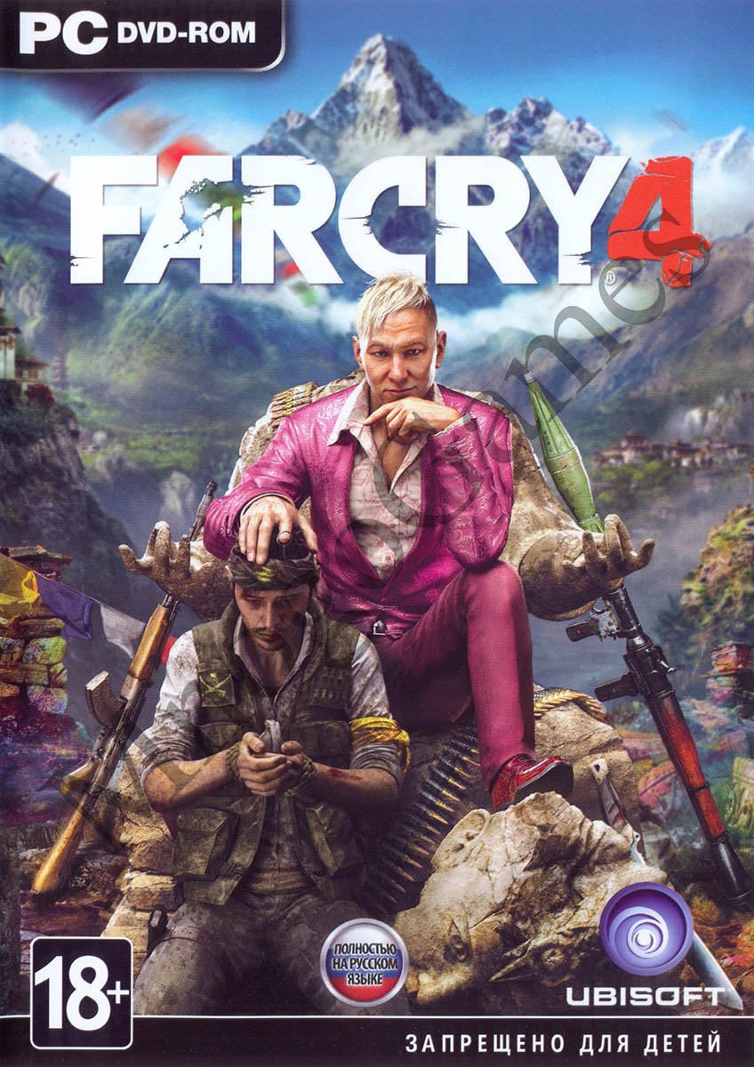 Far Cry 4 (Uplay) - ФОТО