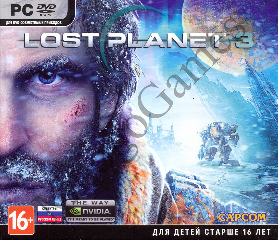 Lost Planet 3 (Steam Key) - PHOTO
