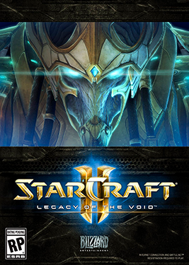 StarCraft 2 II: LEGACY OF THE VOID (RU)