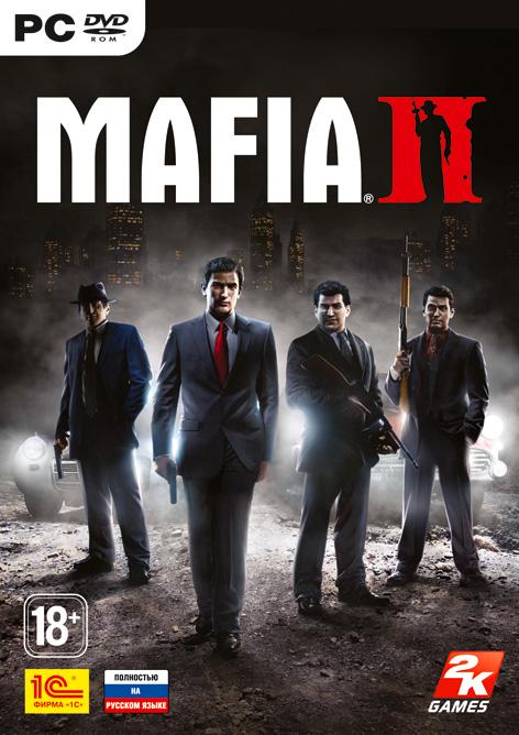 Mafia 2  Mafia II STEAM KEY (RUS) 2019