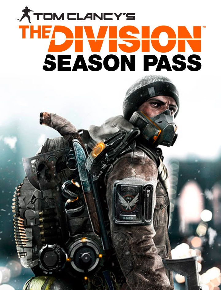 Tom Clancy´s The Division Season Pass Uplay