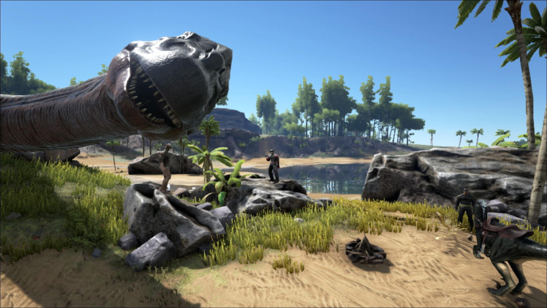 ARK: Survival Evolved Steam Gift (RU+CIS) + Подарок