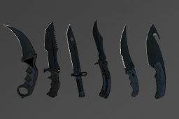 CS: GO Best Random randomly knife
