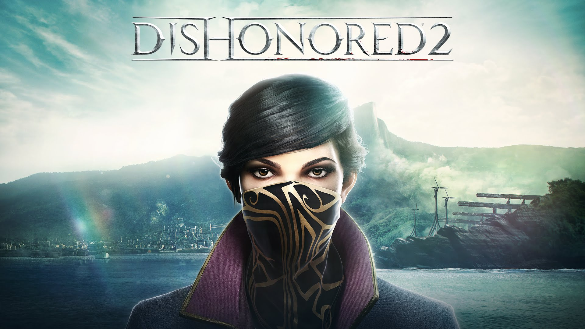 The official key Dishonored 2 (Steam KEY) + GIFT