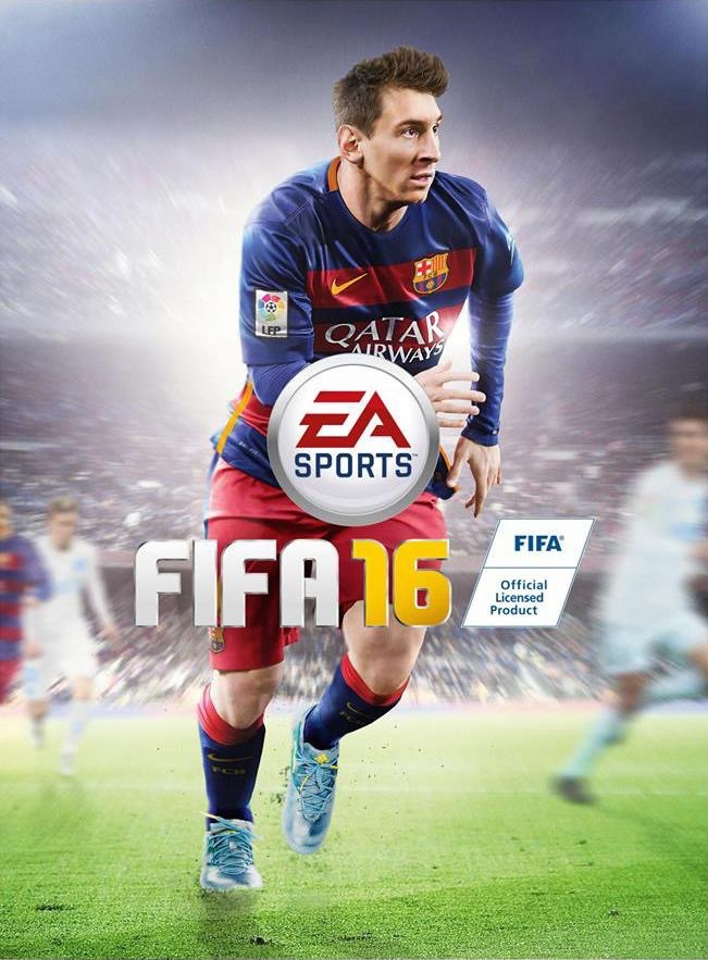 FIFA 16 (REGION FREE / MULTILANGUAGE)