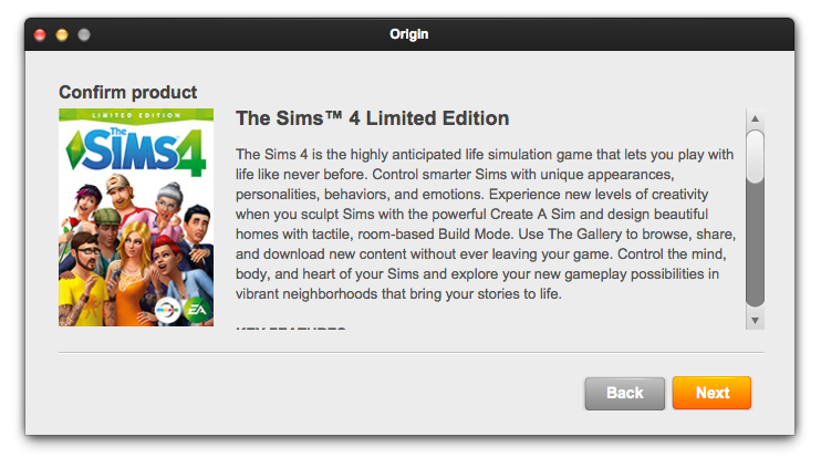 THE SIMS 4 LIMITED EDITION - EU - MULTILANGUAGE | ROW