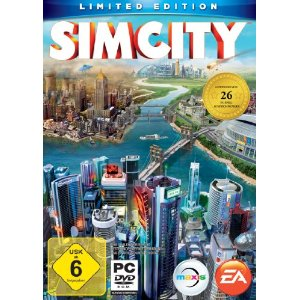 SIMCITY 2013 LE EU / EURO - account + secretarial. Reply + Mail