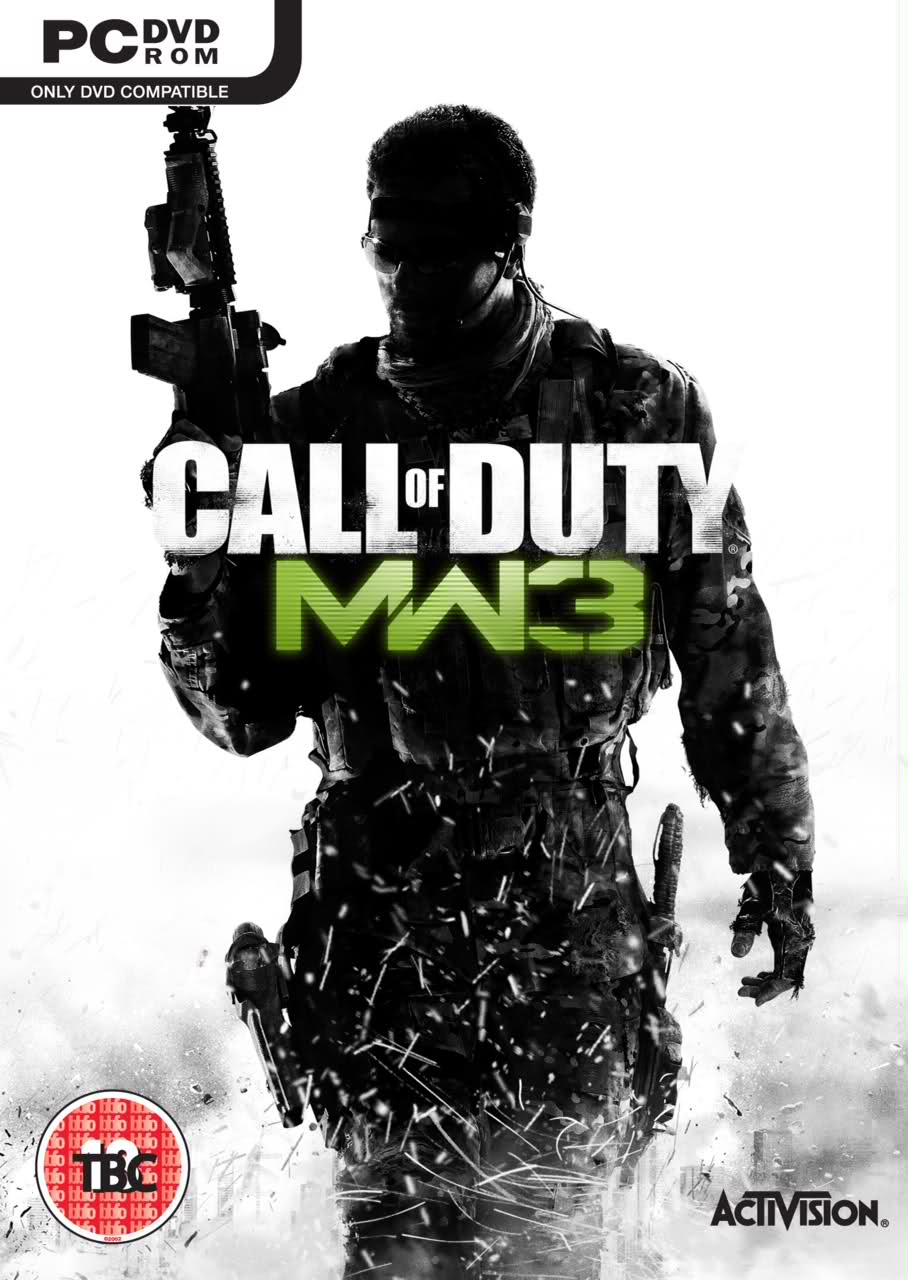 Call of Duty Modern Warfare 3 EU/EURO KEY (Global) MW3