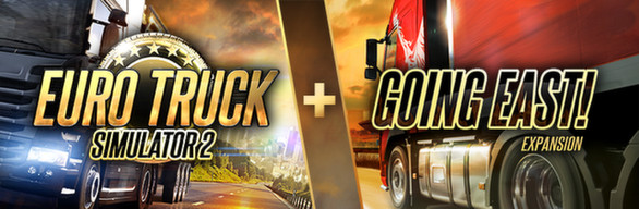 Euro Truck Simulator 2 - Gold Bundle (Steam / ROW)