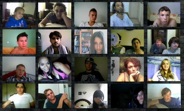 List of video chat roulette