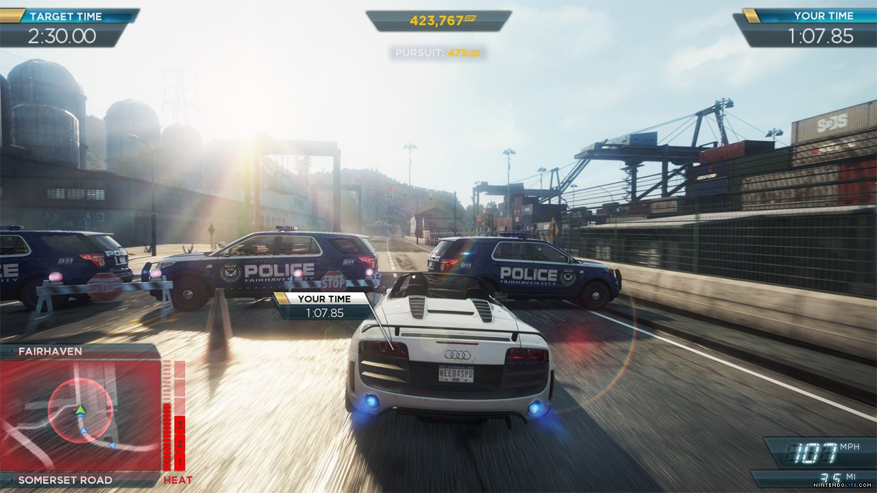 Need for Speed: Most Wanted - Игровой аккаунт Origin