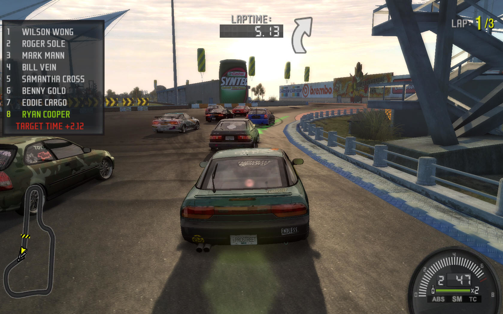 Need for Speed: ProStreet - Game Origin Account