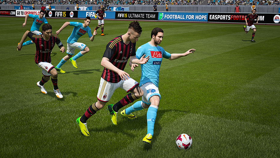 FIFA 15 - Game account Origin