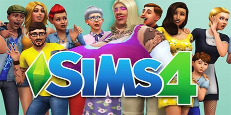 игра sims 4 редактор персонажа