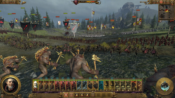 Total War: WARHAMMER  (Steam Offline)