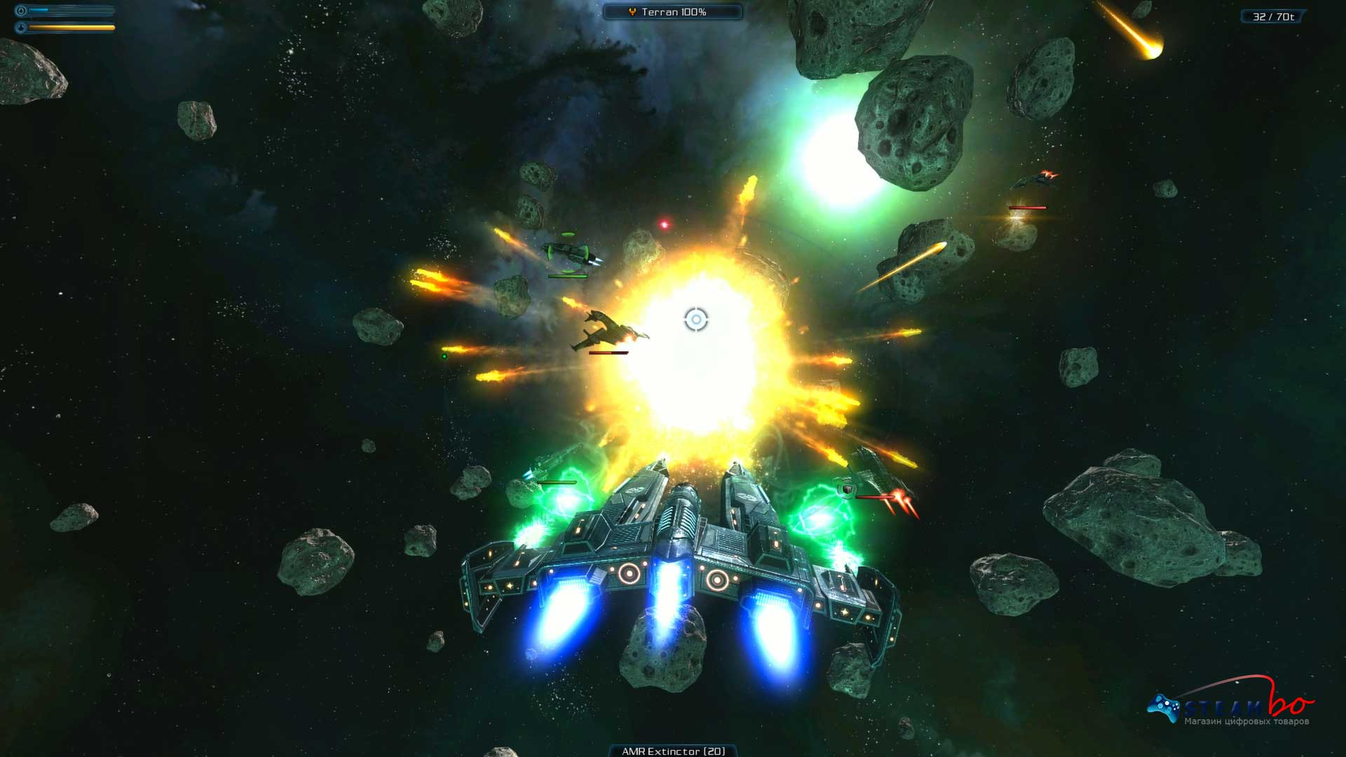 Galaxy on Fire 2™ Full HD (Steam Gift)