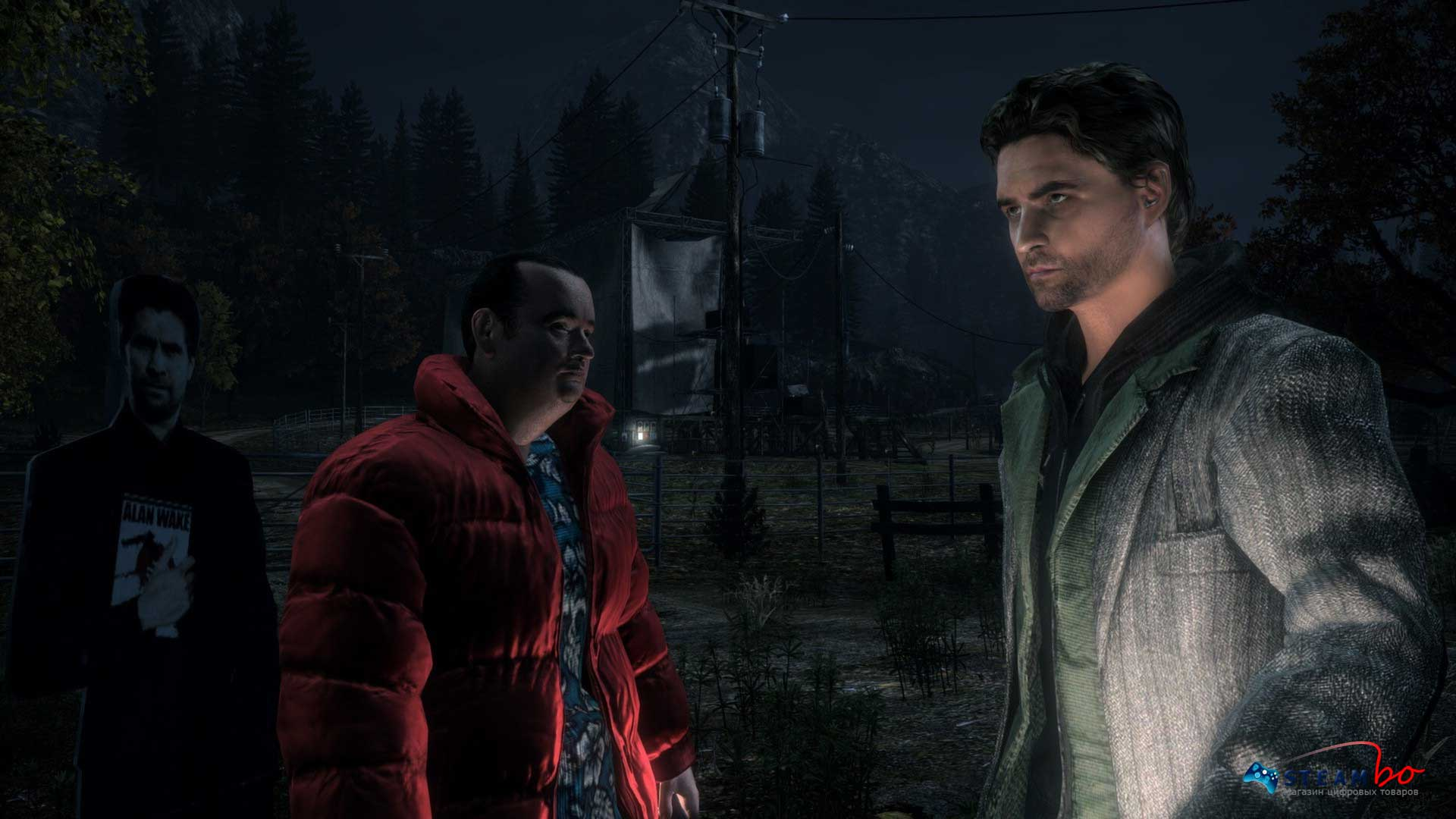 Alan Wake  Region Free (Steam Gift/Key)