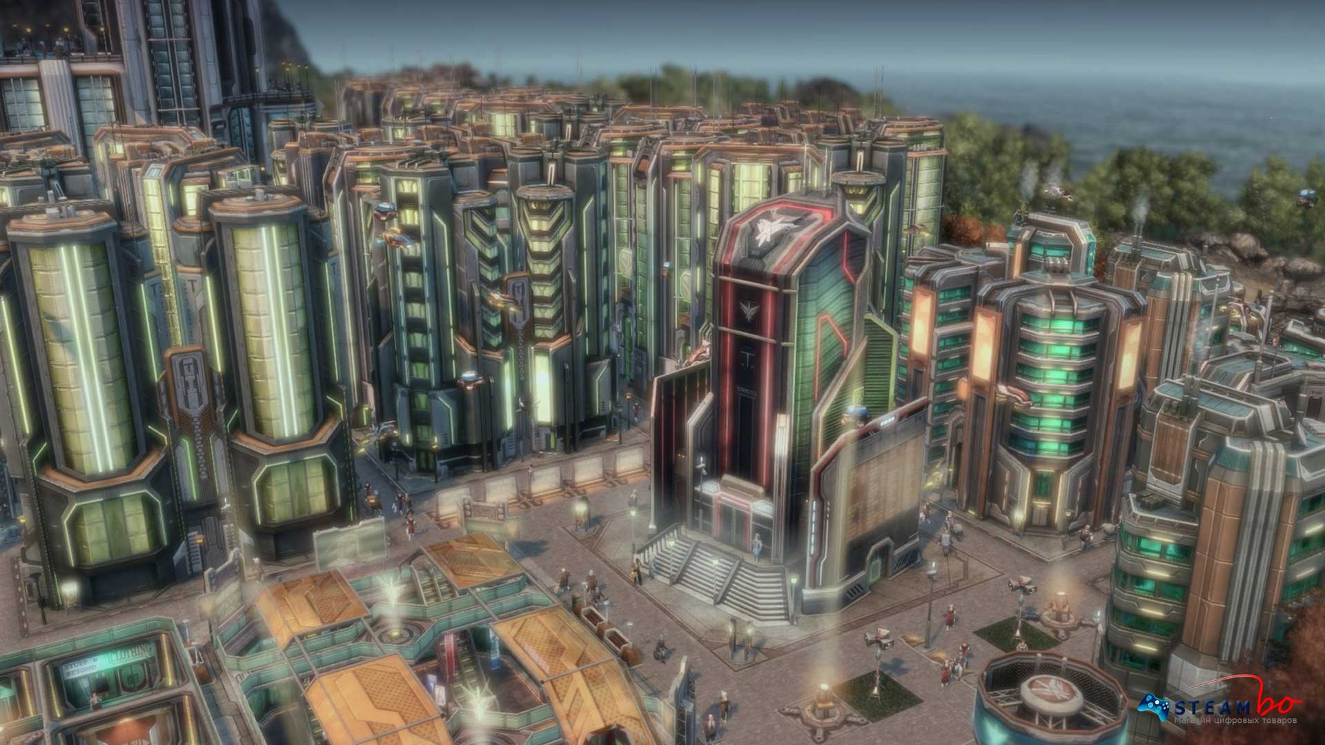Anno 2070 Сomplete Edition ROW (Steam Gift/Key)