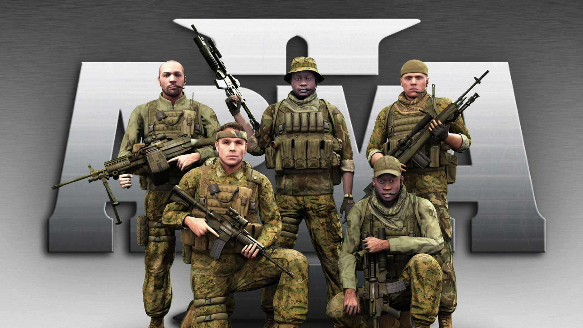 ARMA II combined operations + DayZ ROW (Steam Gift