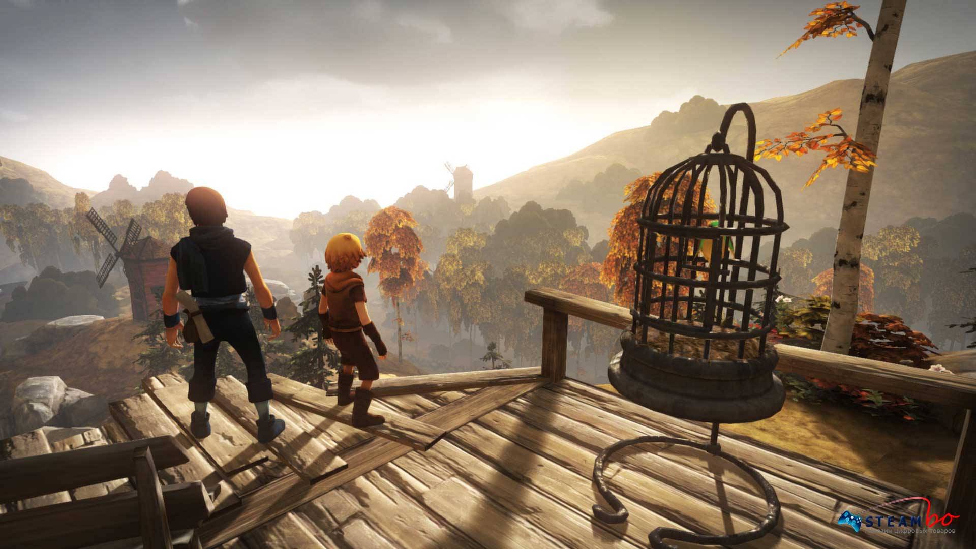 Brothers - A Tale of Two Sons ROW (Steam Gift/Key)