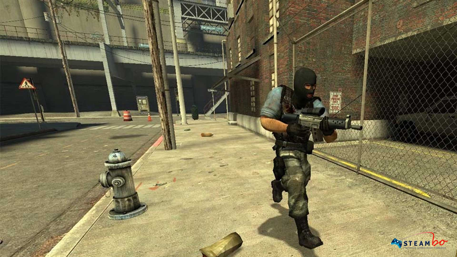 Counter Strike Source Region Free (Steam Gift / Key)