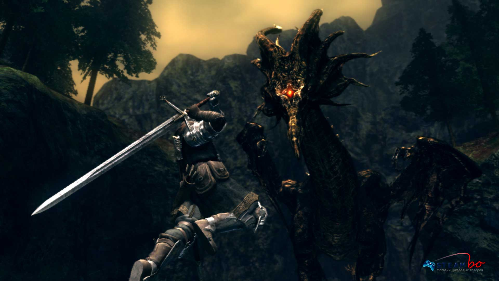 Dark Souls: Prepare To Die Edition (Steam Gift / Key)