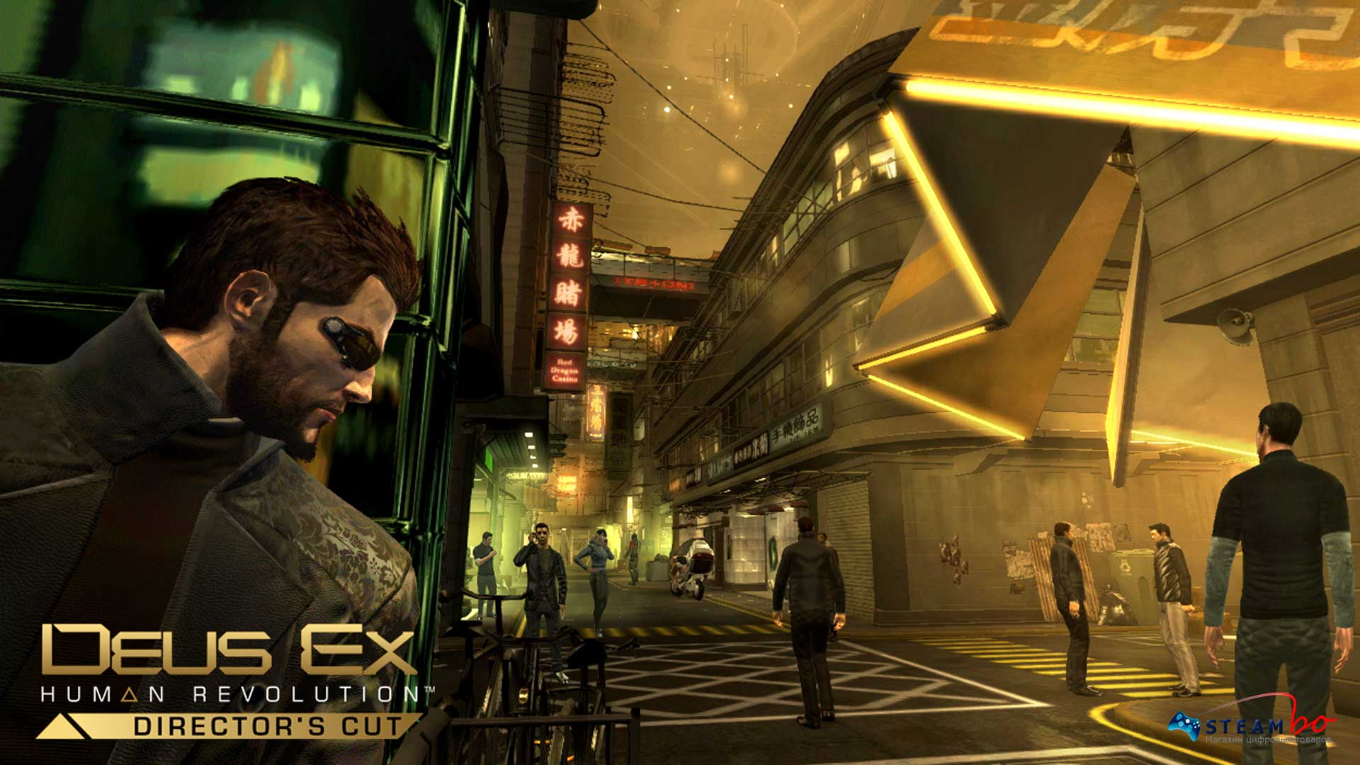 Deus Ex: Director´s Cut Region Free  (Steam Gift/Key)