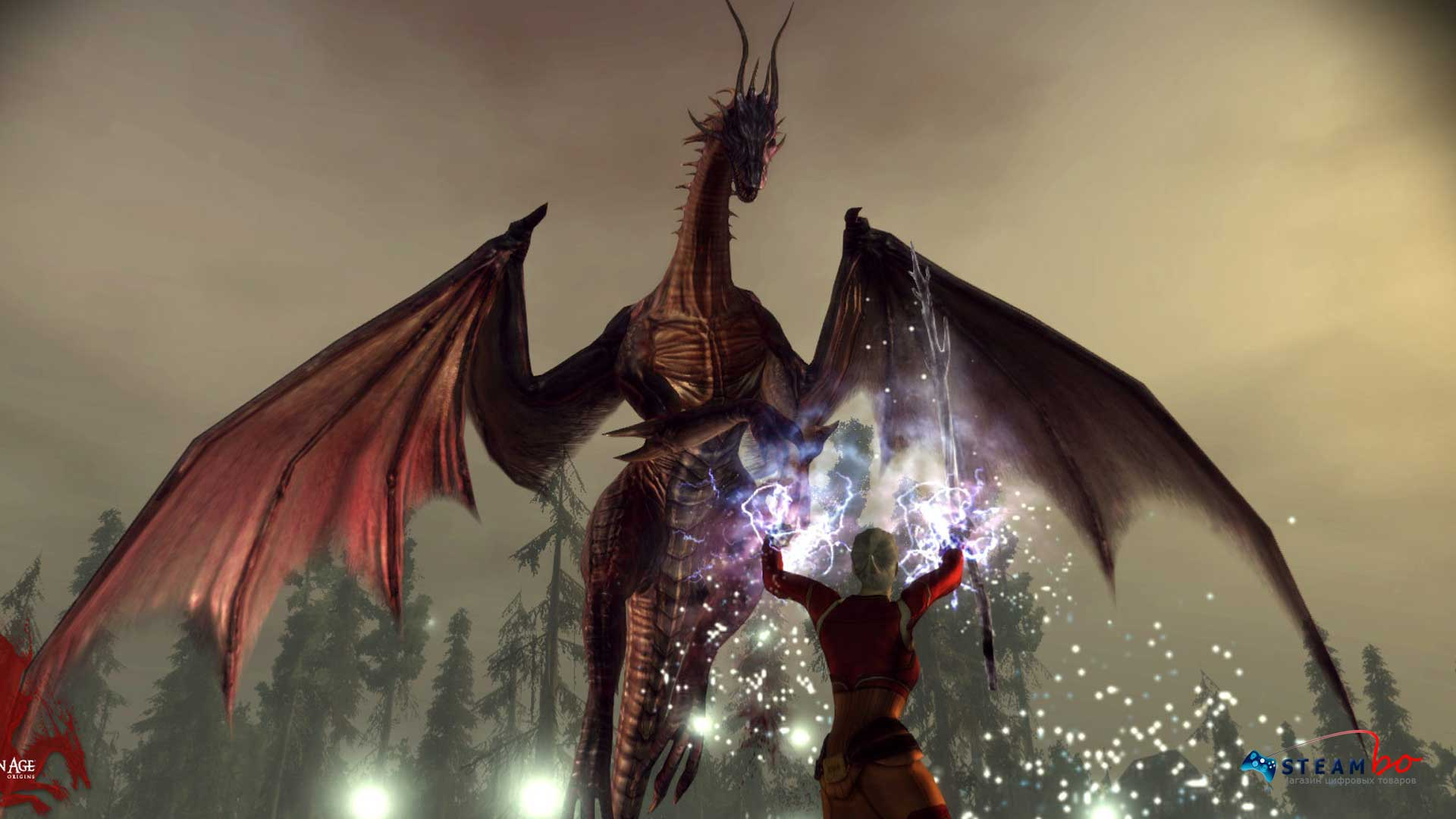 Dragon Age Origins Region Free + Bonus (Steam Gift/Key)