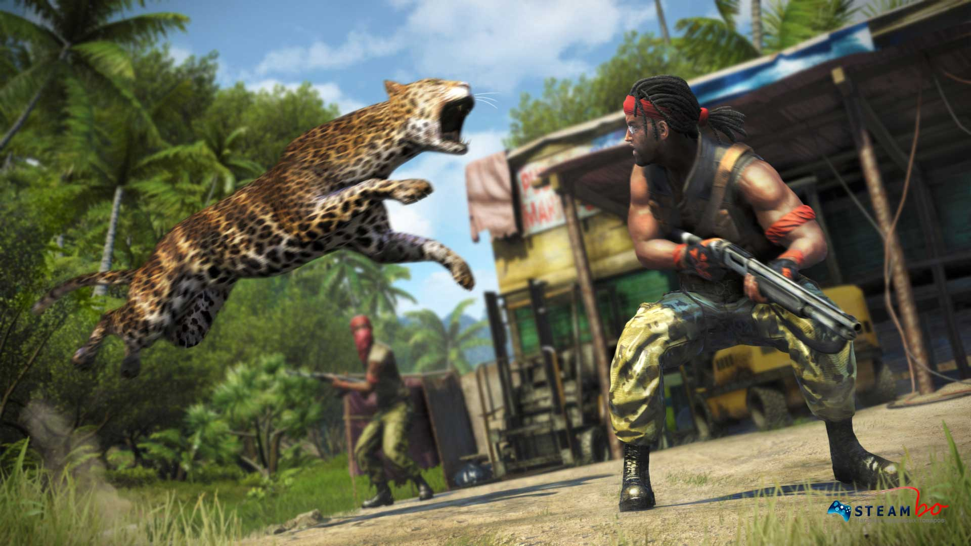 Far Cry 3 Region Free (Steam Gift / Key)