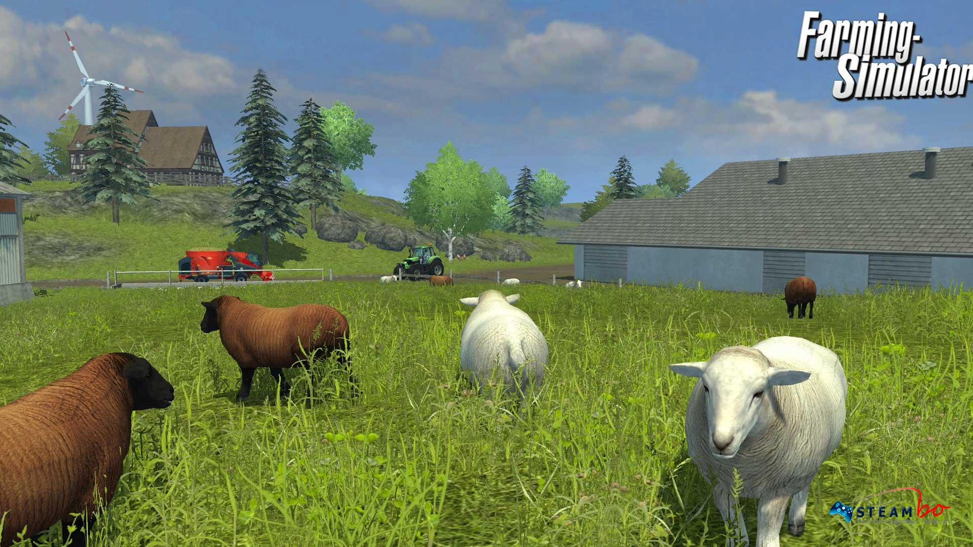 Farming Simulator 2013 Titanium Region Free Steam Gift