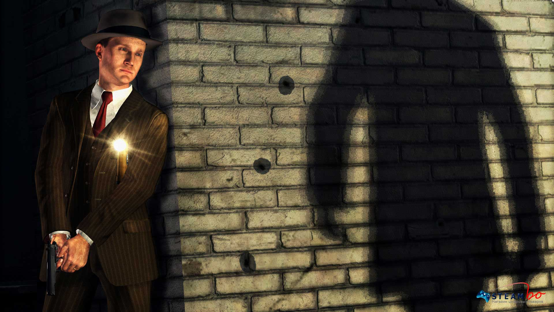 LA Noire Complete Edition Region Free (Steam Gift)