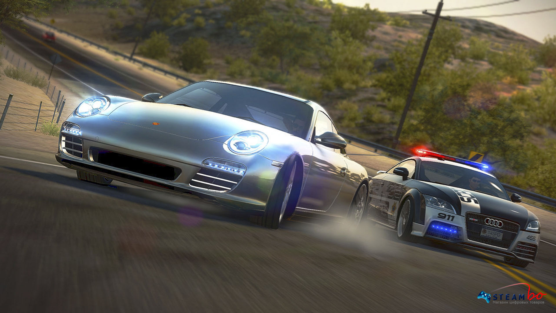 Need for Speed Hot Pursuit Region Free (Steam Gift/Key)