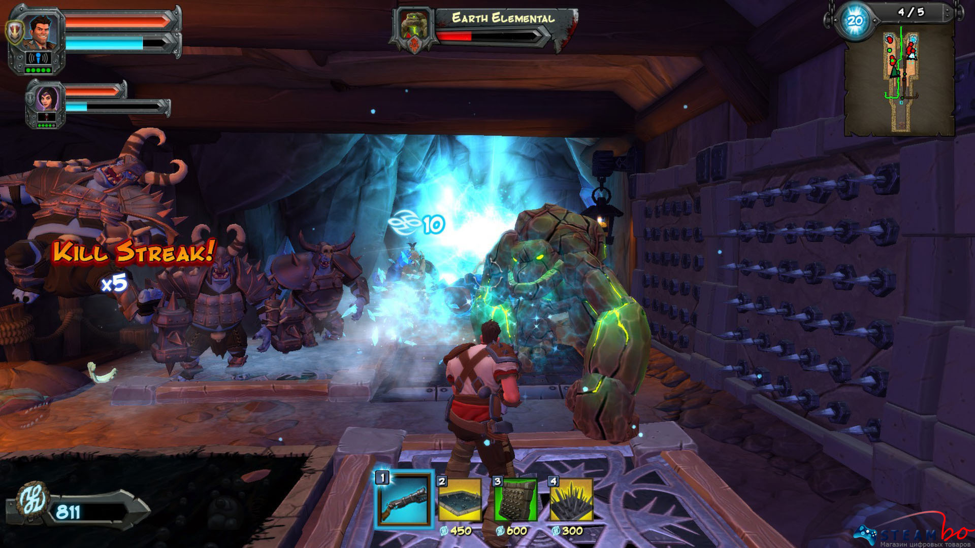 Orcs Must Die! 2 Region Free (Steam Gift/Key)