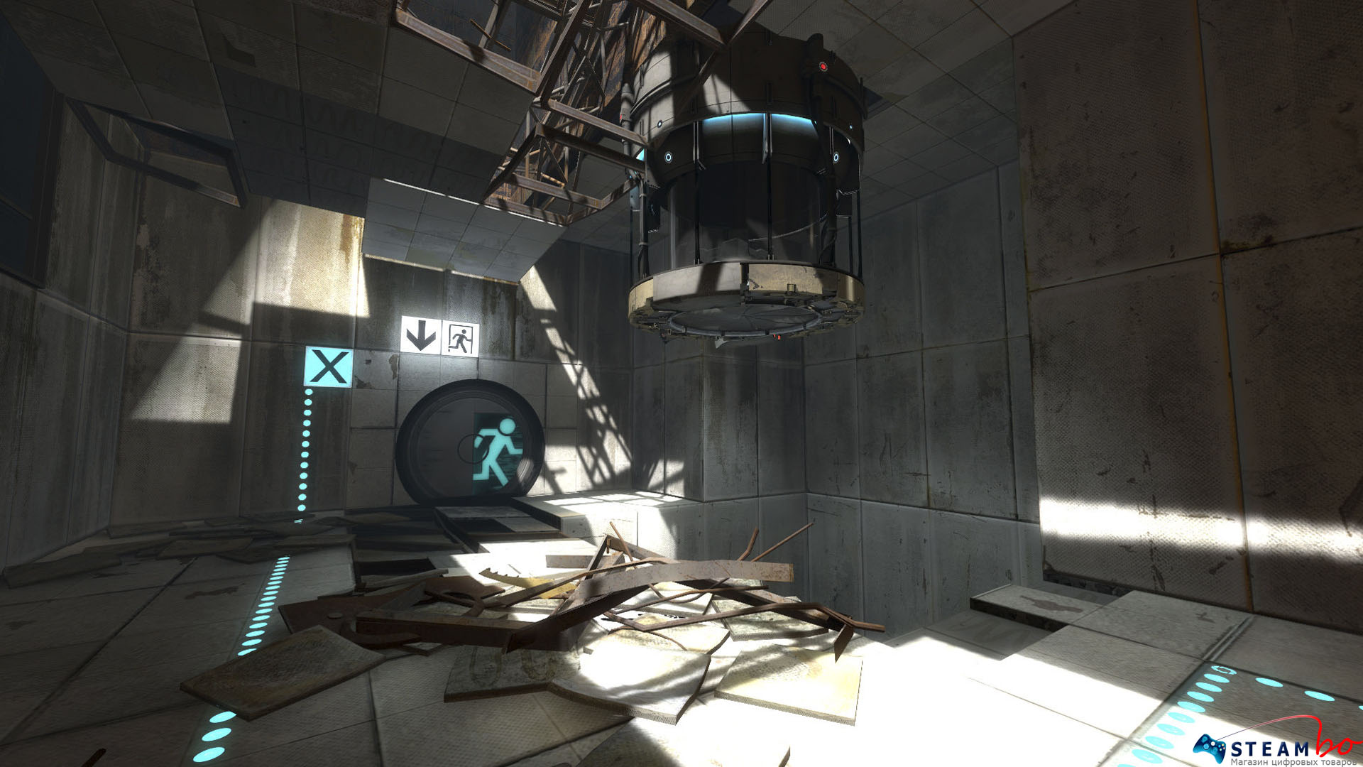 Portal 2 Region Free (Steam Gift / Key)