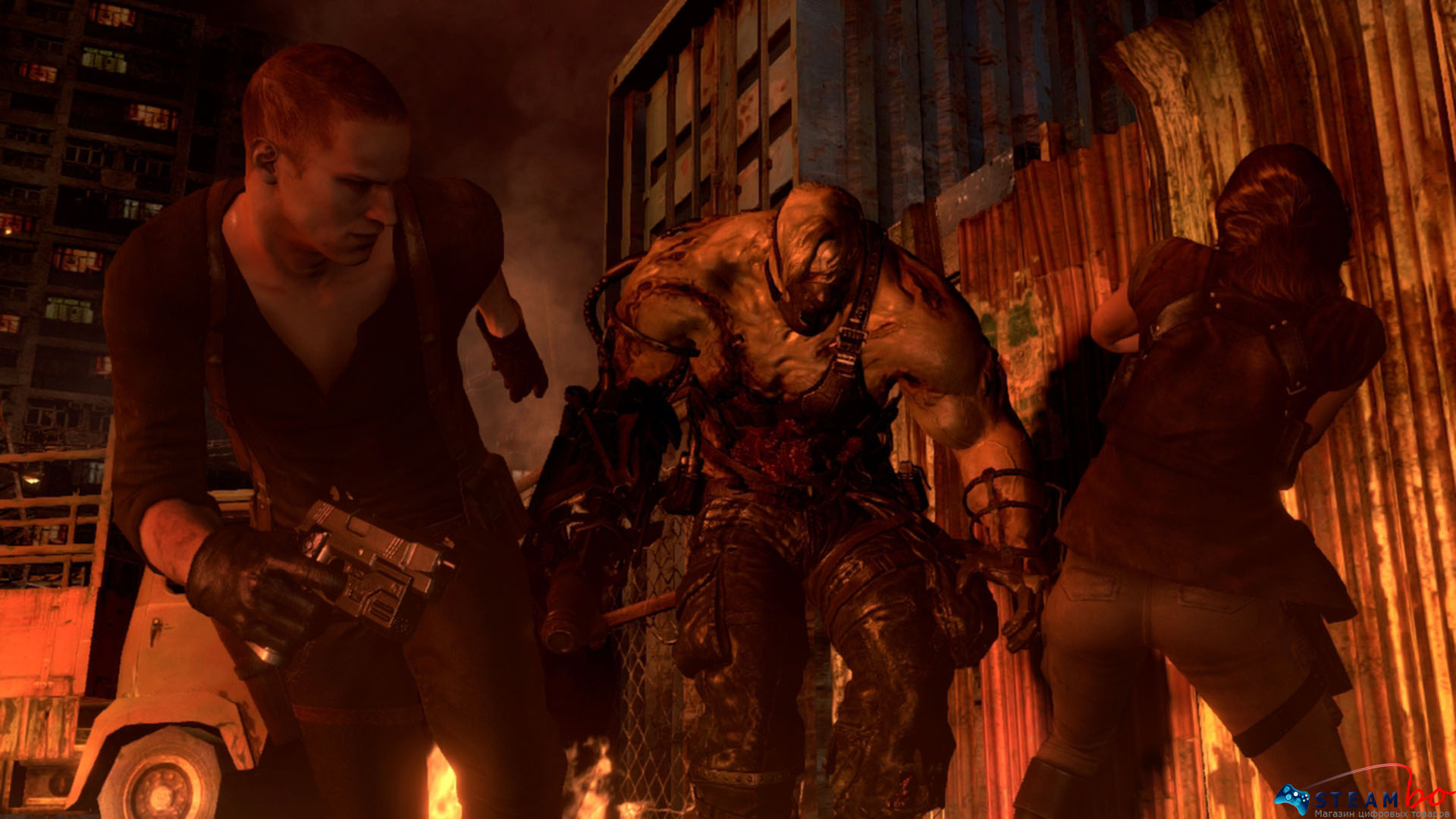 Resident Evil 6 Complete Pack RU/CIS (Steam Gift)