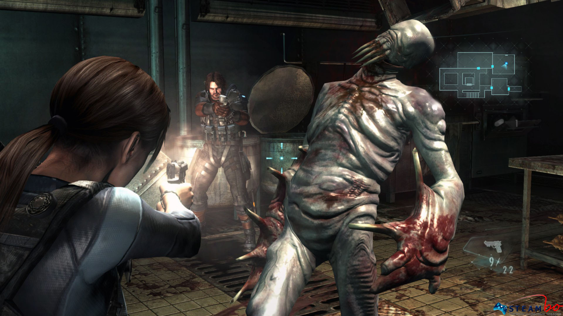 Resident Evil Revelations Region Free (Steam Gift / Key
