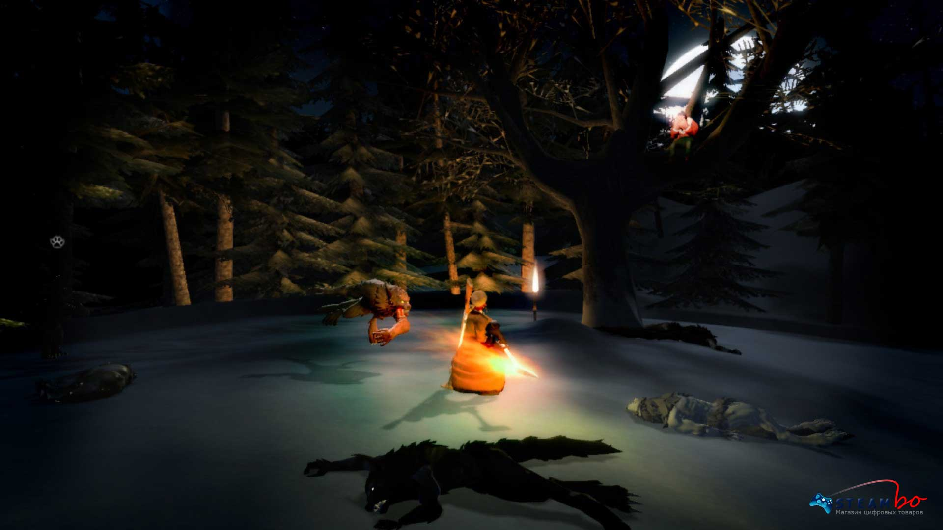 Sang-Froid - Tales of Werewolves ROW (Steam Gift/Key)