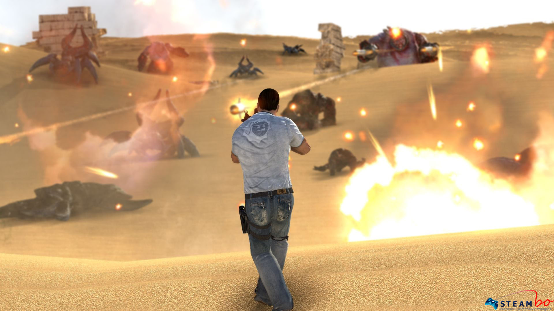 Serious sam 3: BFE Region Free (Steam Gift/Key)