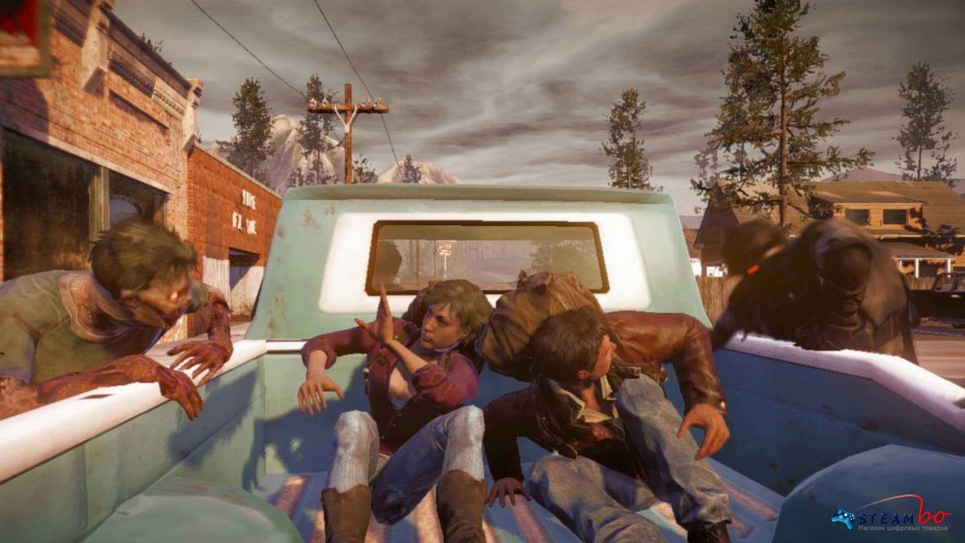 State of Decay Region Free (Steam Gift/Key)