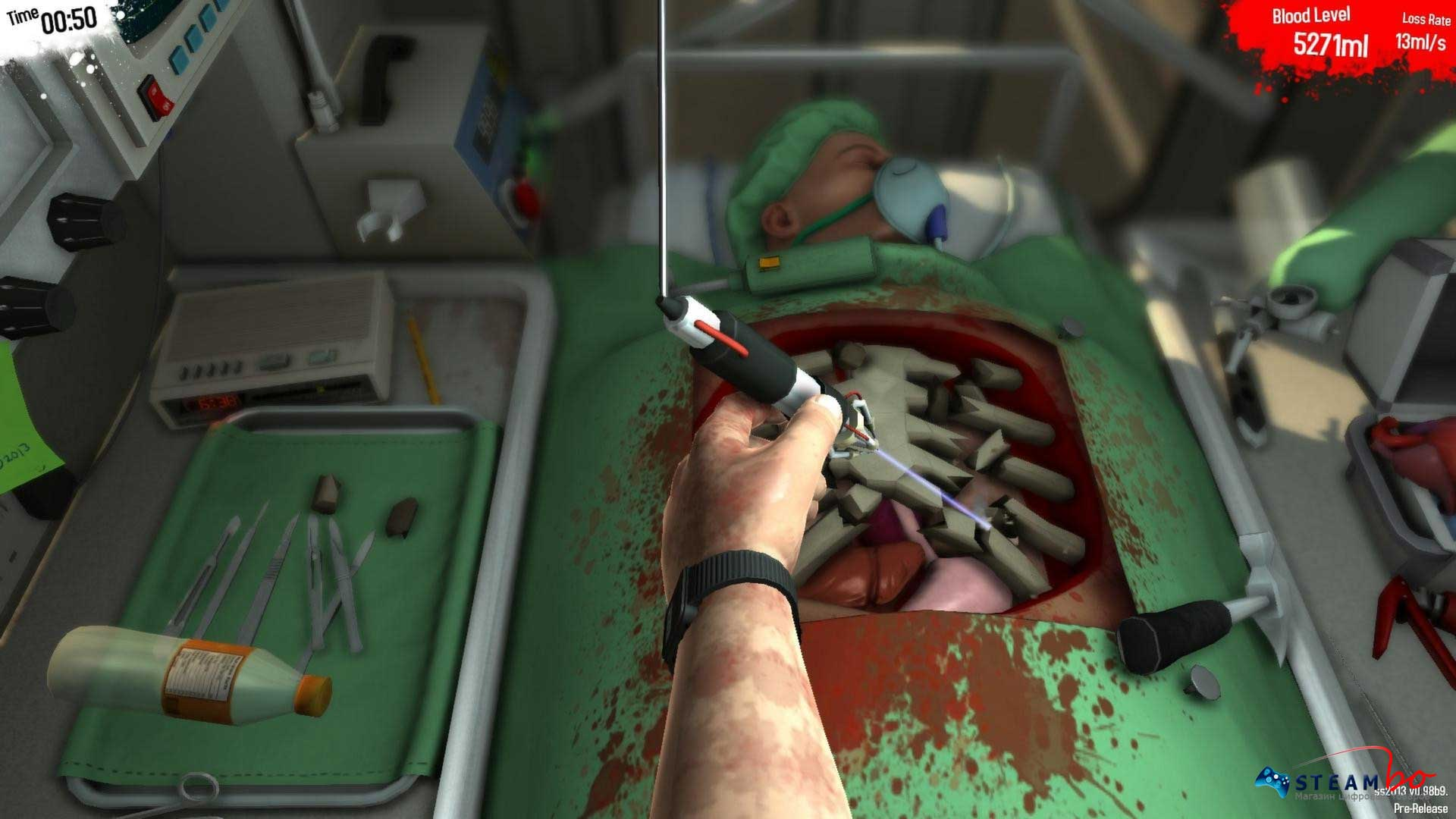 Surgeon Simulator 2013 Region Free (Steam Gift/Key)